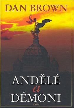 Andělé a démoni obálka knihy