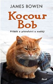 Kocour Bob obálka knihy