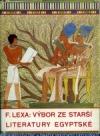 Výbor ze starší literatury egyptské