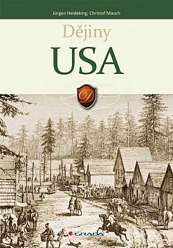 Dějiny USA obálka knihy
