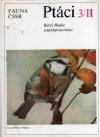 Fauna ČSSR. Ptáci 3/II