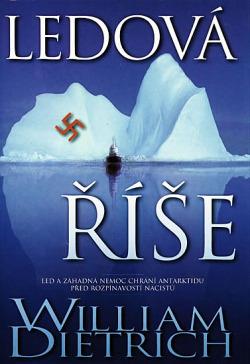 Ledová říše obálka knihy