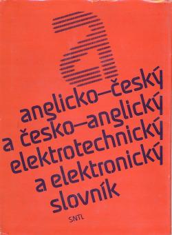 Anglicko-český a česko-anglický elektrotechnický a elektronický slovník