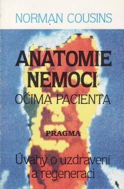 Anatomie nemoci obálka knihy