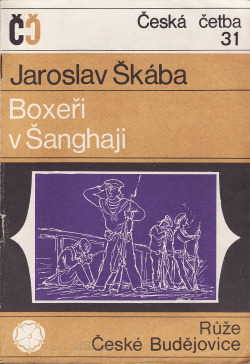 Boxeři v Šanghaji obálka knihy