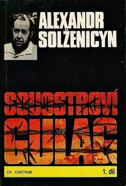 Souostroví Gulag - 1. díl obálka knihy
