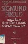 Nová řada přednášek k úvodu do psychoanalýzy