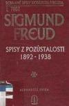 Spisy z pozůstalosti: 1892-1938