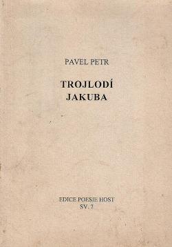 Trojlodí Jakuba obálka knihy