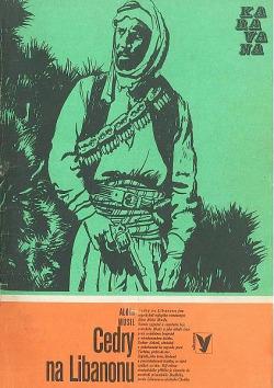Cedry na Libanonu obálka knihy
