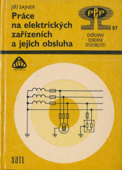 Práce na elektrických zařízeních a jejich obsluha obálka knihy