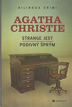Podivný šprým / Strange Jest (jiné 3 povídky) obálka knihy