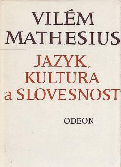 Jazyk, kultura a slovesnost obálka knihy