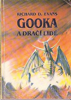 Gooka a dračí lidé obálka knihy