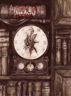 Třináctá hodina obálka knihy
