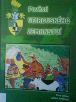 Pověsti Vejrovského zemanství obálka knihy