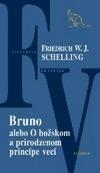 Bruno alebo O božskom a prirodzenom princípe vecí obálka knihy