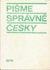Pišme správně česky