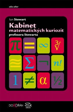 Kabinet matematických kuriozit profesora Stewarta obálka knihy