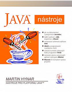 Java - nástroje obálka knihy