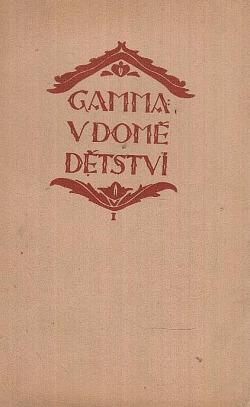 V Domě dětství I obálka knihy