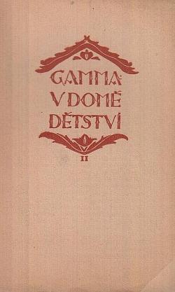 V Domě dětství II obálka knihy
