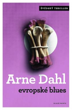 Evropské blues obálka knihy