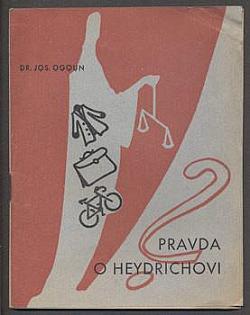 Pravda o Heydrichovi obálka knihy