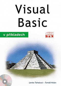 Visual Basic v příkladech obálka knihy