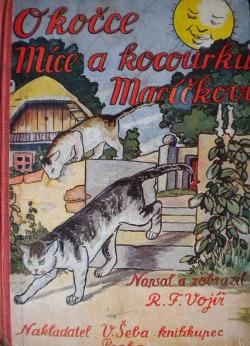 O kočce Míce a kocourkovi Macíčkovi