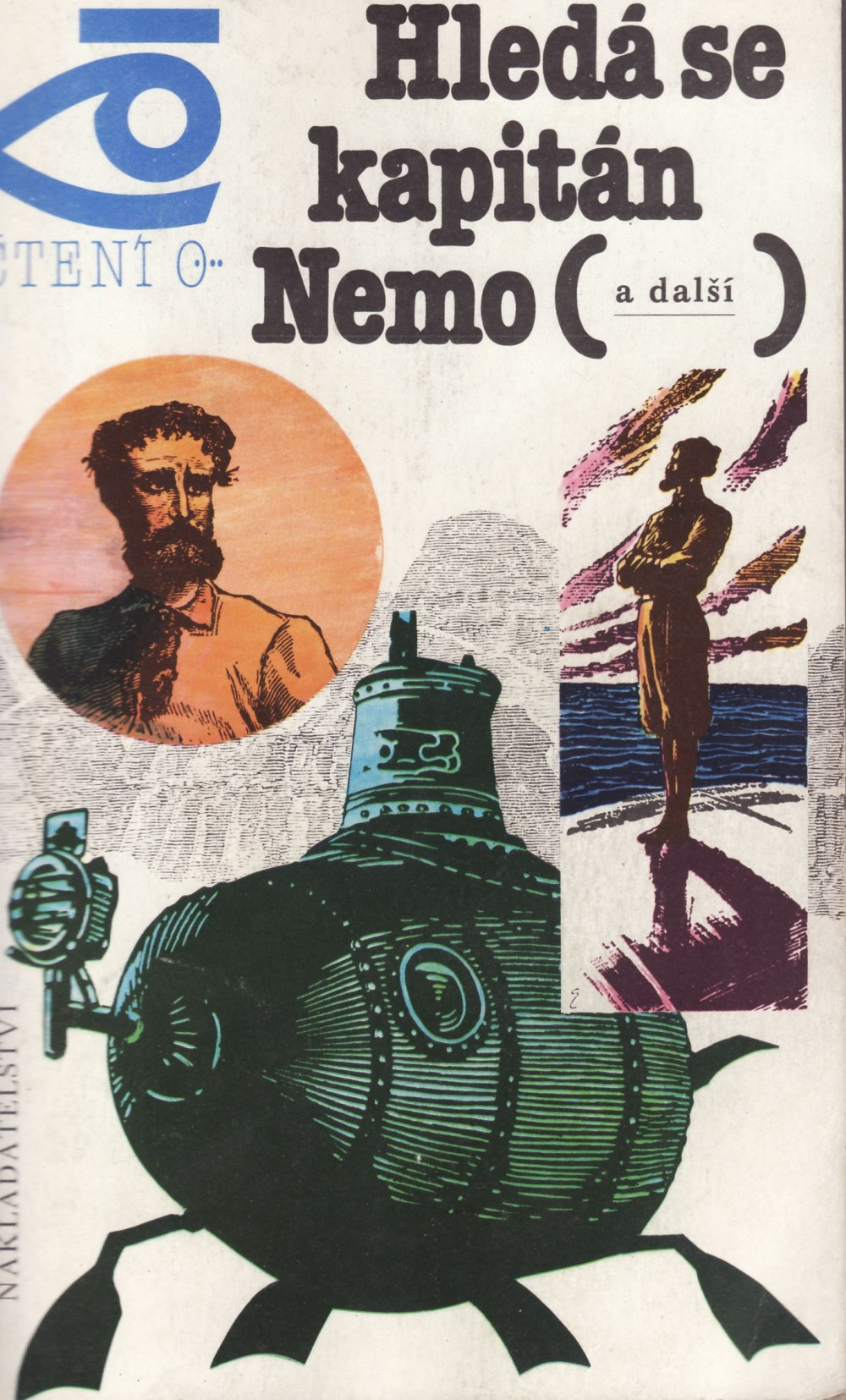 Hledá se kapitán Nemo - Roman Sergejevič Bělousov  460756fd00