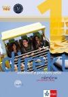Direkt 1 NEU Němčina -- učebnice a pracovní sešit
