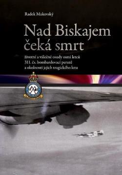 Nad Biskajem čeká smrt obálka knihy