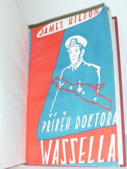 Příběh doktora Wassella obálka knihy