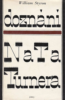 Doznání Nata Turnera obálka knihy