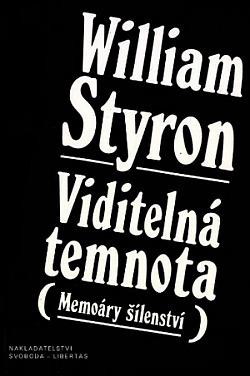 Viditelná temnota: Memoáry šílenství obálka knihy