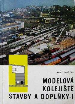 Modelová kolejiště I - Stavby a doplňky obálka knihy