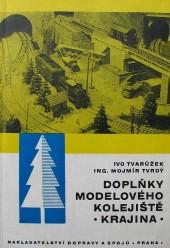Doplňky modelového kolejiště - Krajina