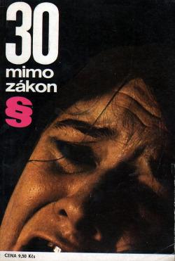 30 mimo zákon obálka knihy