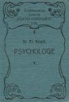 Psychologie V: Psychologie cítění obálka knihy