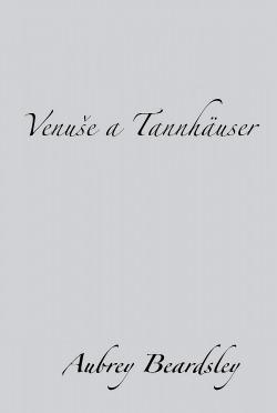 Venuše a Tannhäuser obálka knihy