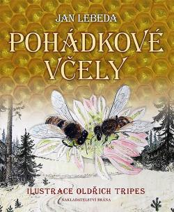 Pohádkové včely obálka knihy