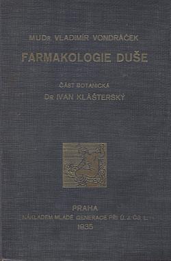 Farmakologie Duše obálka knihy