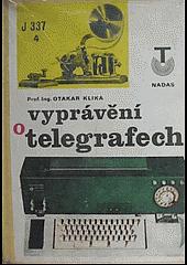 Vyprávění o telegrafech obálka knihy