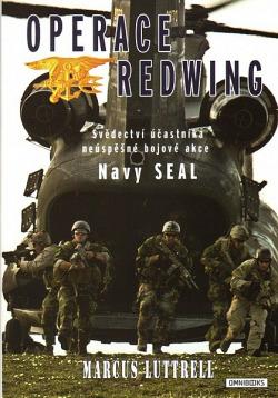 Operace Redwing obálka knihy