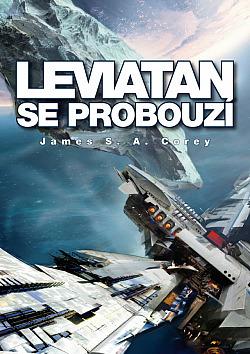 Leviatan se probouzí obálka knihy