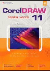 CorelDRAW 11, česká verze obálka knihy