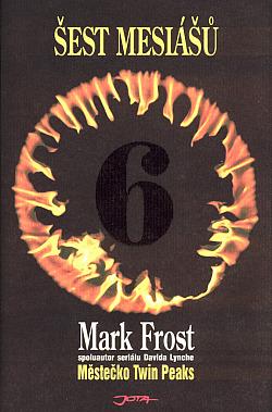 Šest mesiášů obálka knihy