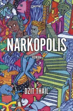 Narkopolis obálka knihy