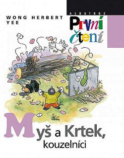 Myš a Krtek, kouzelníci obálka knihy
